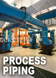 Industrial Process Piping Services